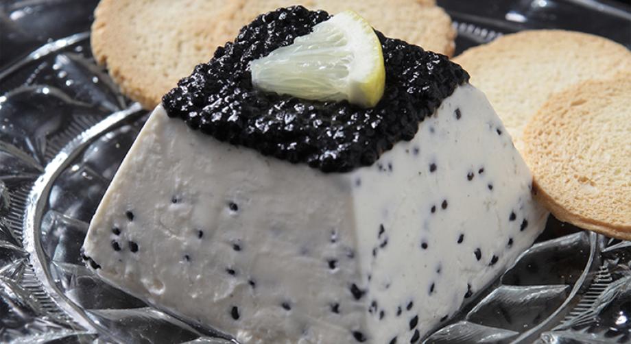 mus de caviar